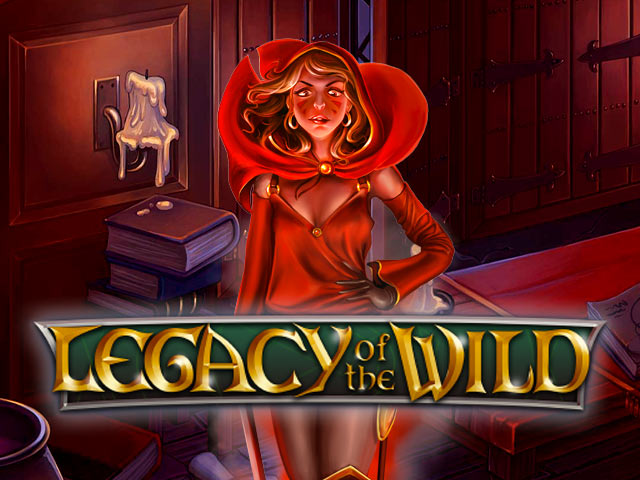 Spielautomat mit Mythologie Legacy of the Wild