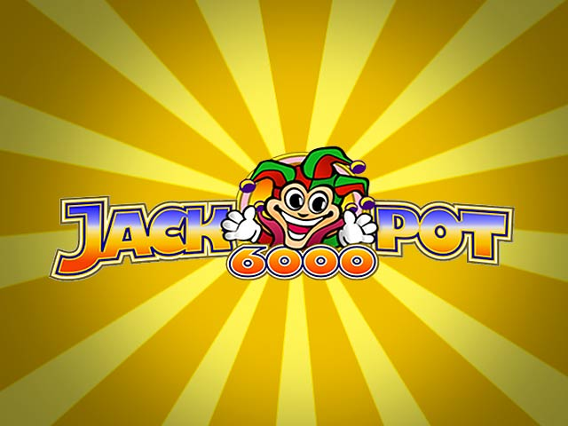 Jackpot6000 Net Entertainment